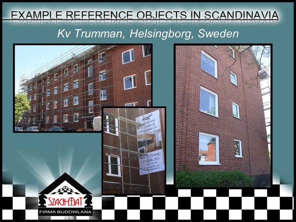 Kv Trumman, Helsingborg, Sweden