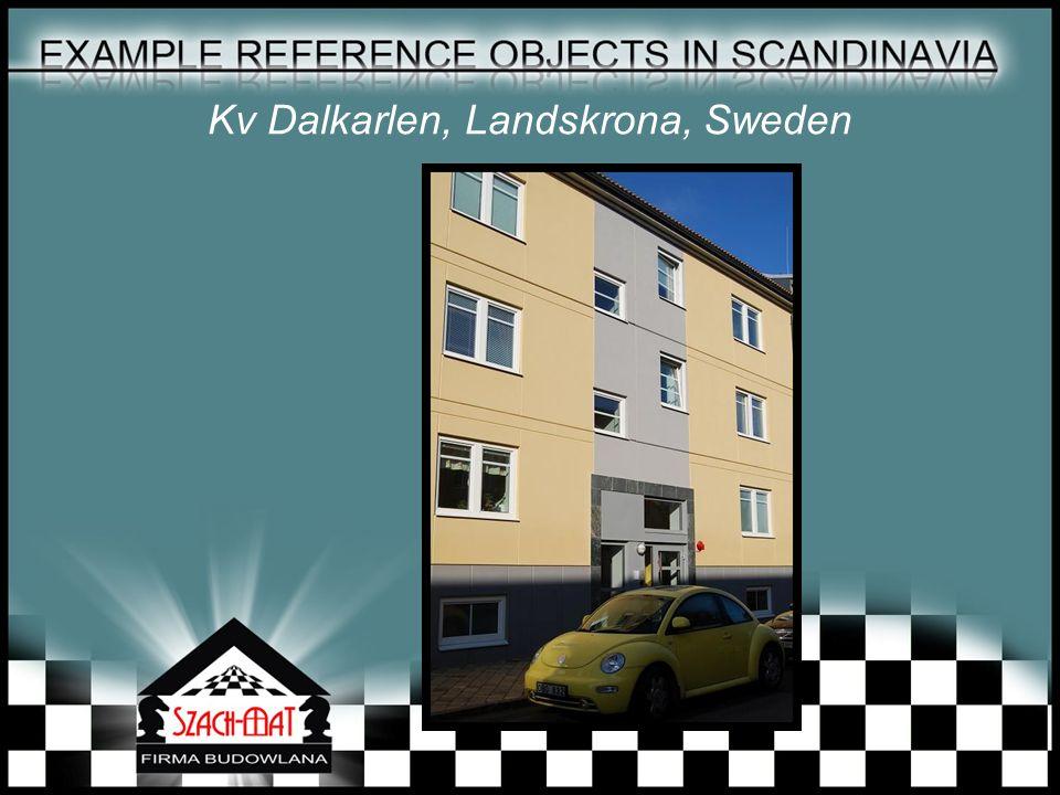 Kv Dalkarlen, Landskrona, Sweden