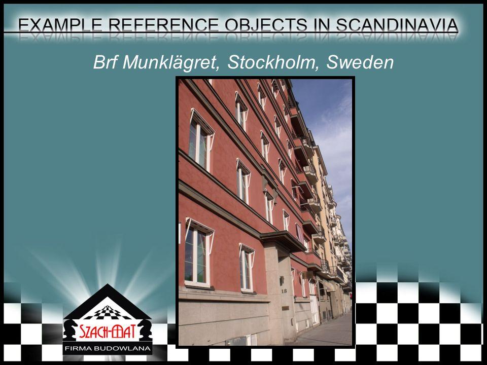 Brf Munklägret, Stockholm, Sweden