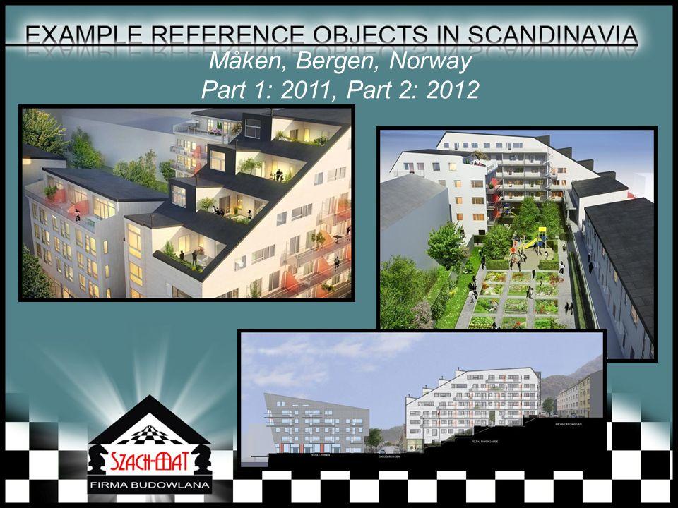Måken, Bergen, Norway Part 1: 2011, Part 2: 2012