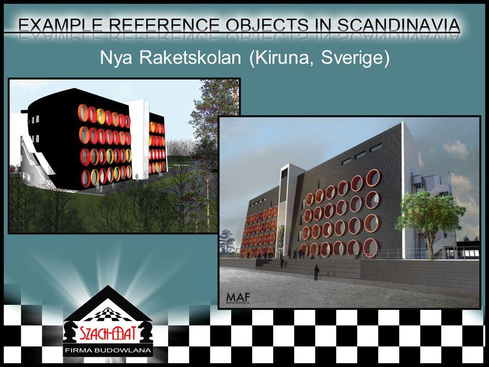 Nya Raketskolan (Kiruna, Sverige)