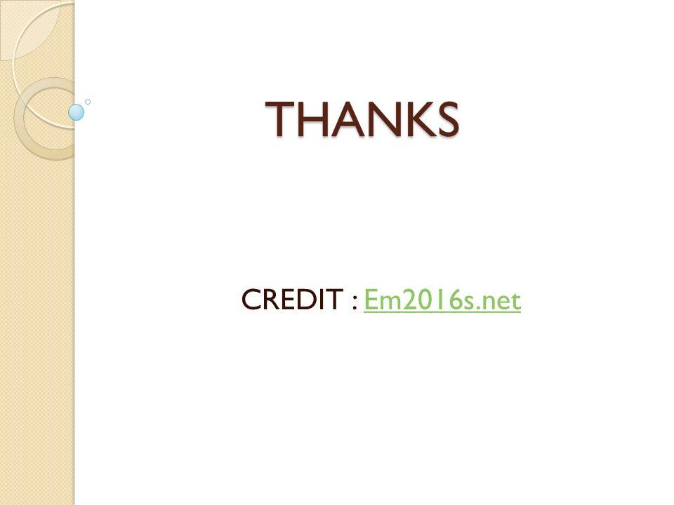 THANKS CREDIT : Em2016s.netEm2016s.net