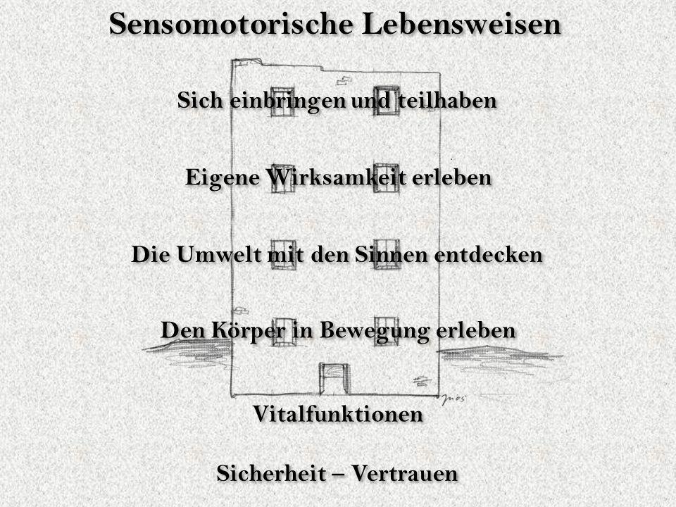Sensomotorische Lebensweisen Basale Kommunikation