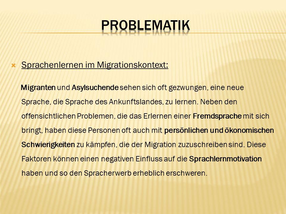  Für die SuS irrelevante Frage: Finden Sie, Deutsch ist eine schöne Sprache.