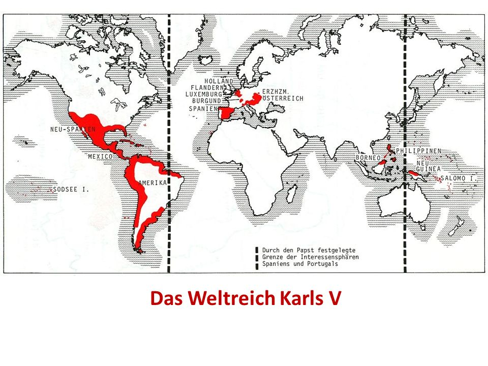 Das Weltreich Karls V