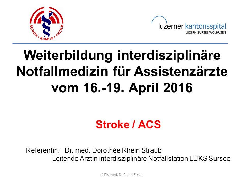 "A. Stroke ""Time is brain © Dr. med. D. Rhein Straub pinterest.com"