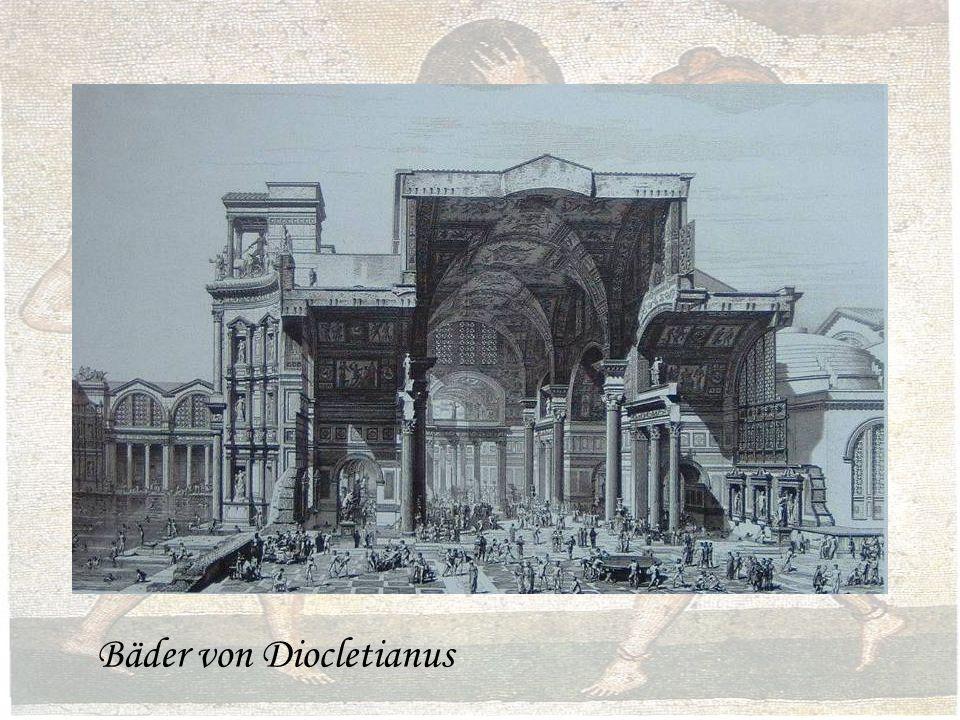 Bäder von Diocletianus
