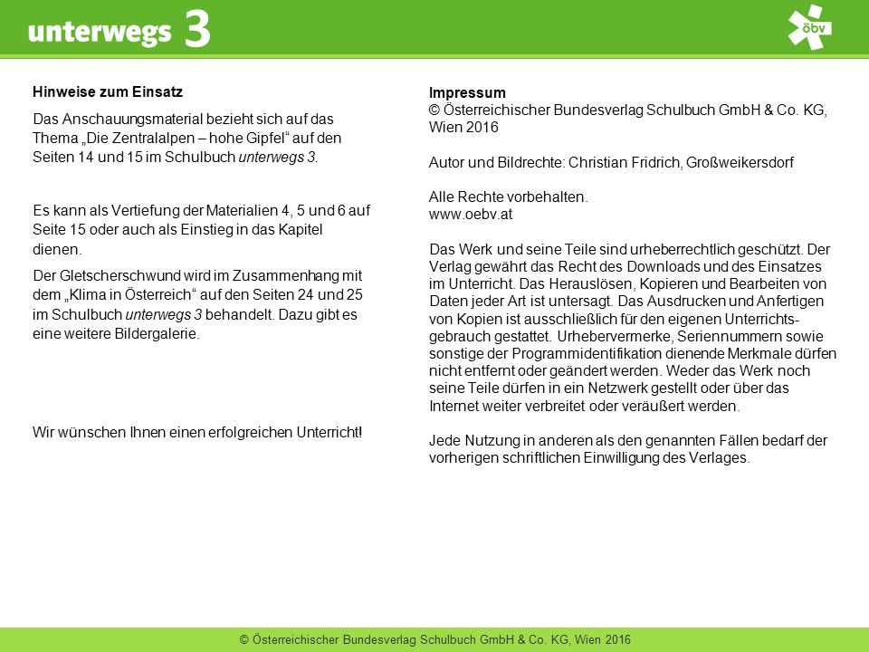 © Österreichischer Bundesverlag Schulbuch GmbH & Co. KG, Wien 2016 3 Impressum © Österreichischer Bundesverlag Schulbuch GmbH & Co. KG, Wien 2016 Auto