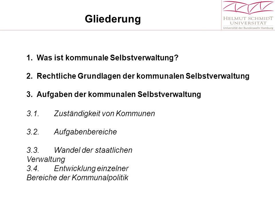 """4.Abkehr von einer """"Keimzelle Der Demokratie . 4.1."""