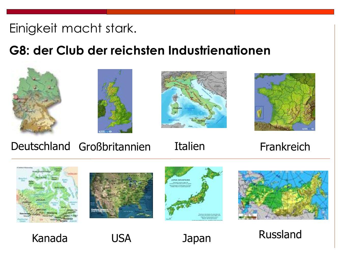 Heiligendamm 2007: G8 versenken?