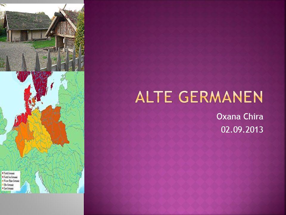  Als Germanen wird eine Anzahl von ehemaligen Stämmen in Mitteleuropa und im südlichen Skandinavien bezeichnet, deren ethnische Identität in der Forschung traditionell über die Sprache bestimmt wird.