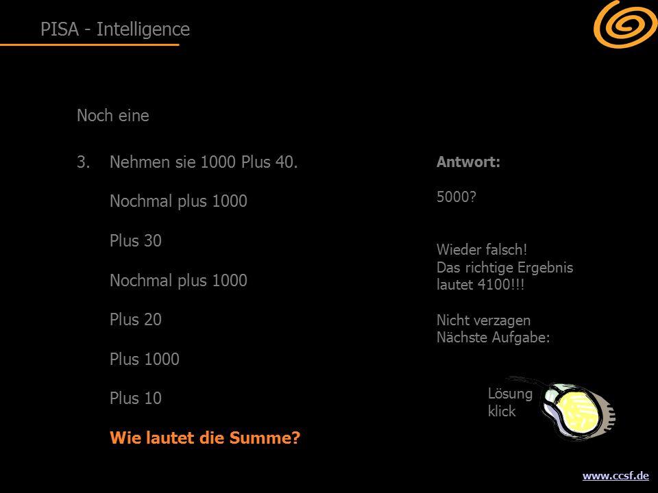 www.ccsf.de Noch eine 3.Nehmen sie 1000 Plus 40.