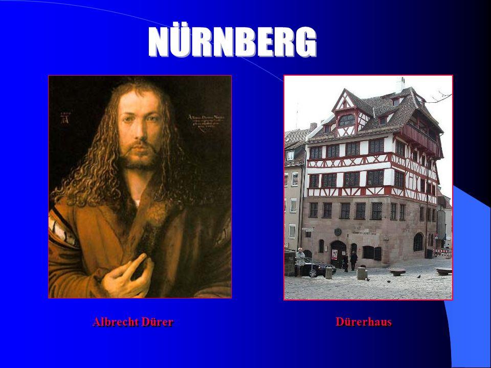 Dürerhaus Albrecht Dürer
