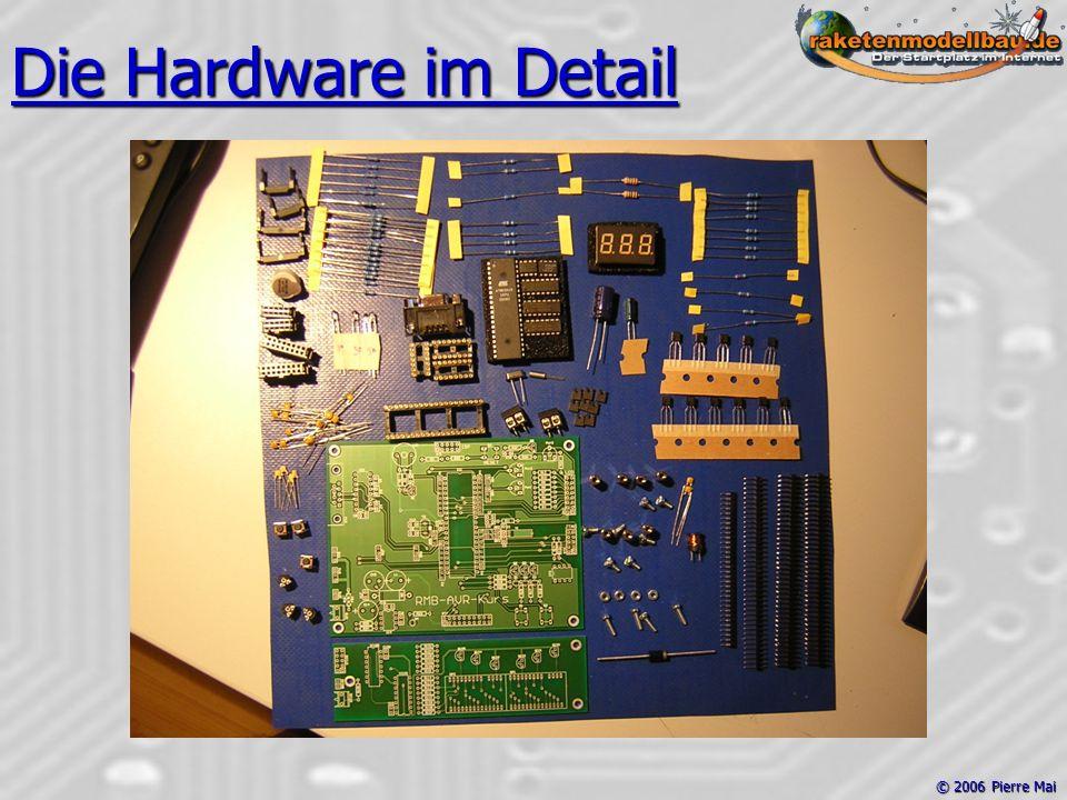 © 2006 Pierre Mai Die Hardware im Detail