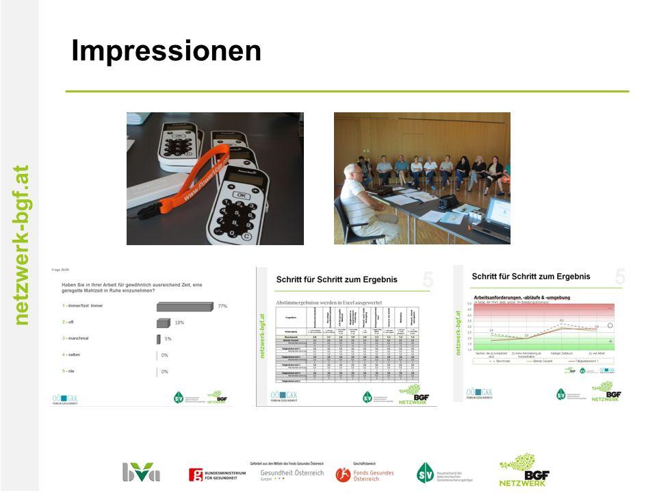 netzwerk-bgf.at Impressionen