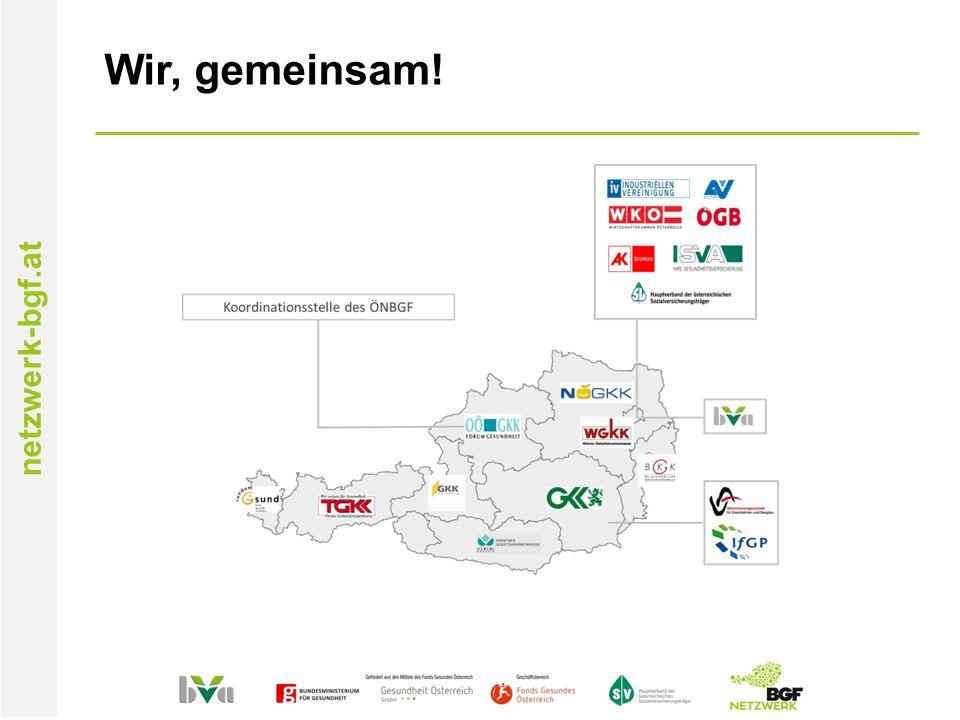 netzwerk-bgf.at Wir, gemeinsam!