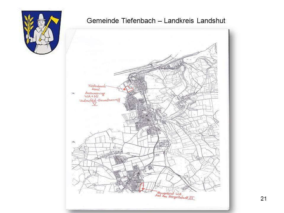 Gemeinde Tiefenbach – Landkreis Landshut 21