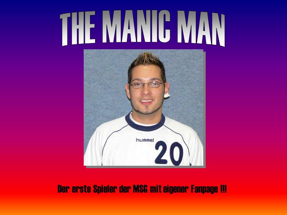 Der erste Spieler der MSG mit eigener Fanpage !!!