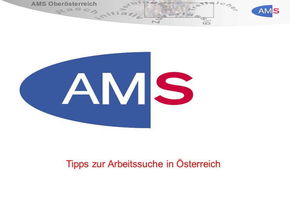 Tipps zur Arbeitssuche in Österreich