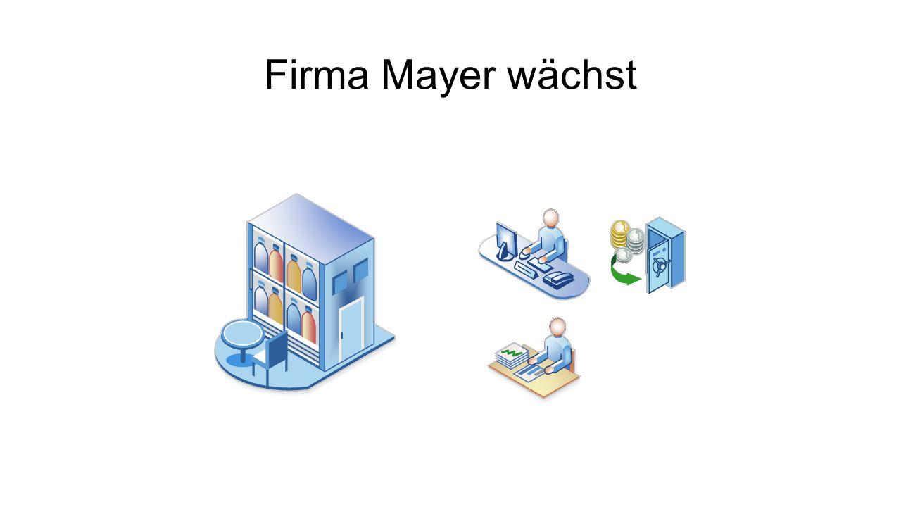 Firma Mayer wächst