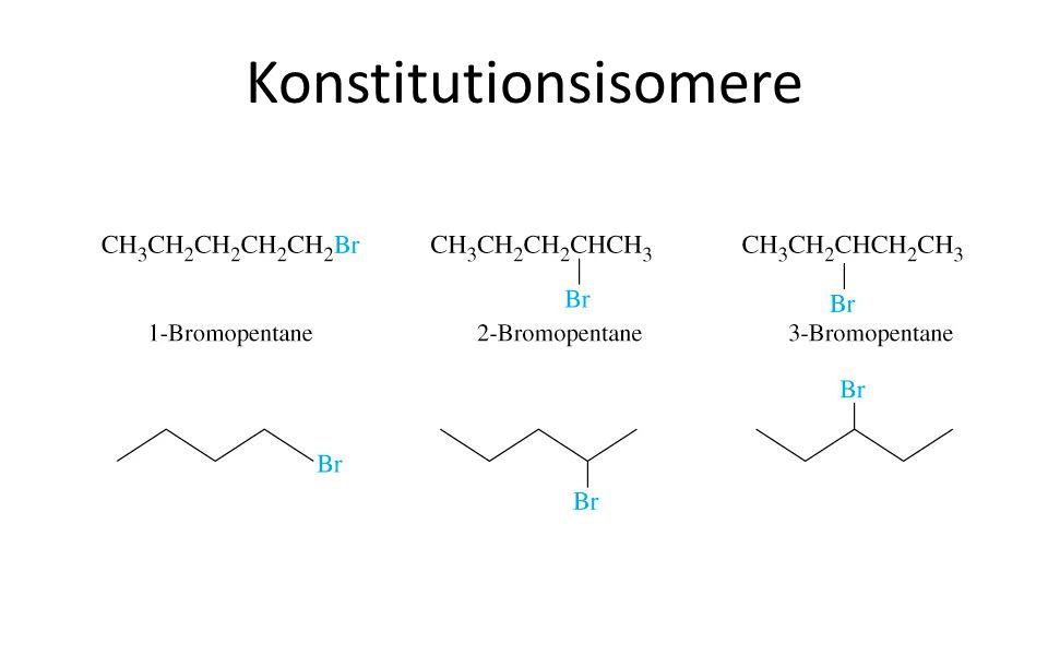 Konstitutionsisomere