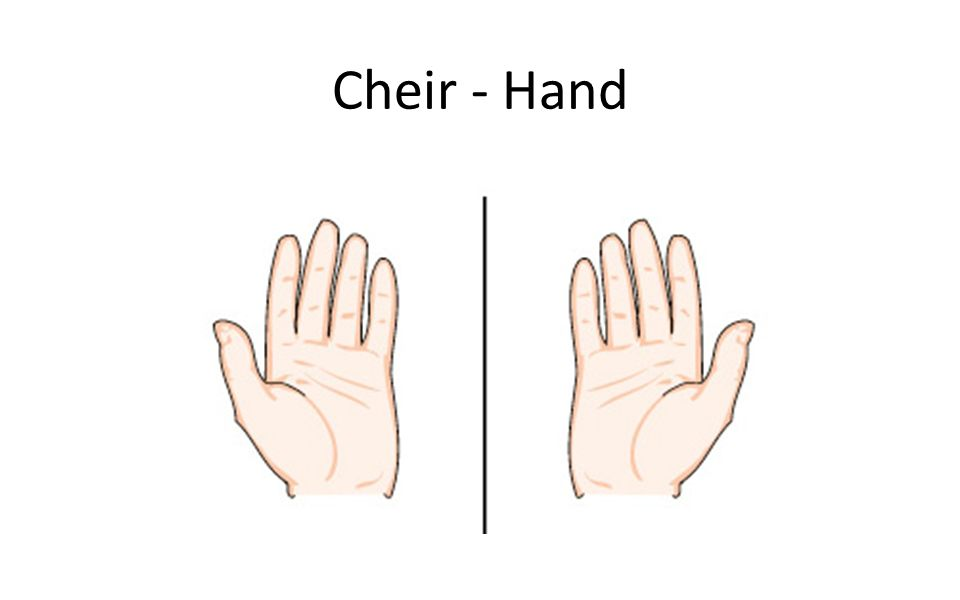 Cheir - Hand