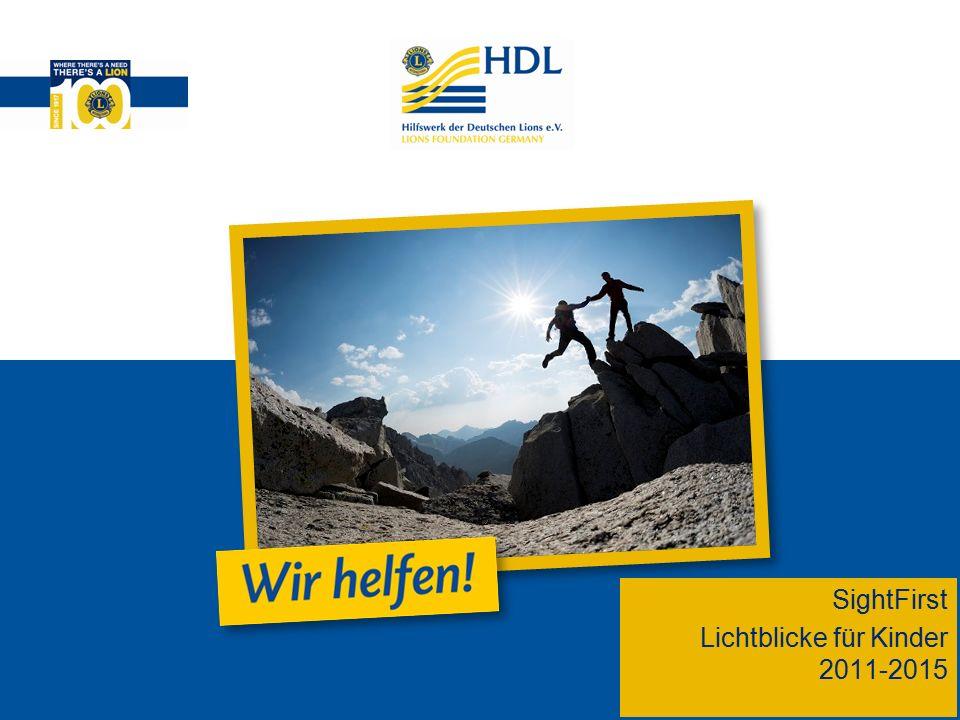 Seite 12 Wir helfen.Hilfswerk der Deutschen Lions e.V.