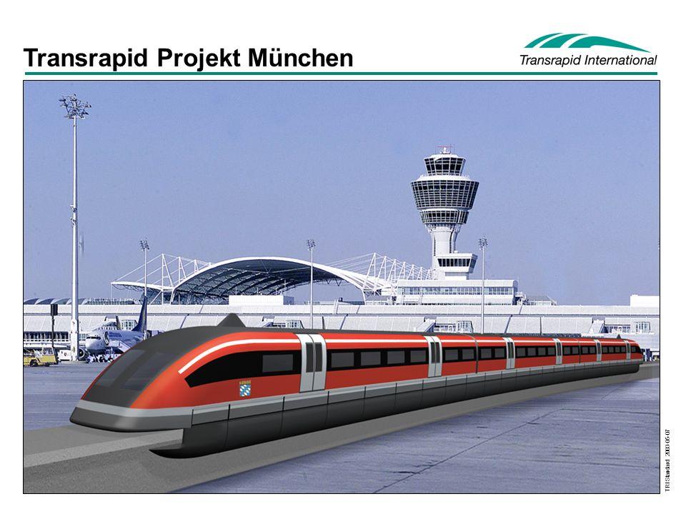 TRI Standard 2003-05-07 Transrapid Projekt München