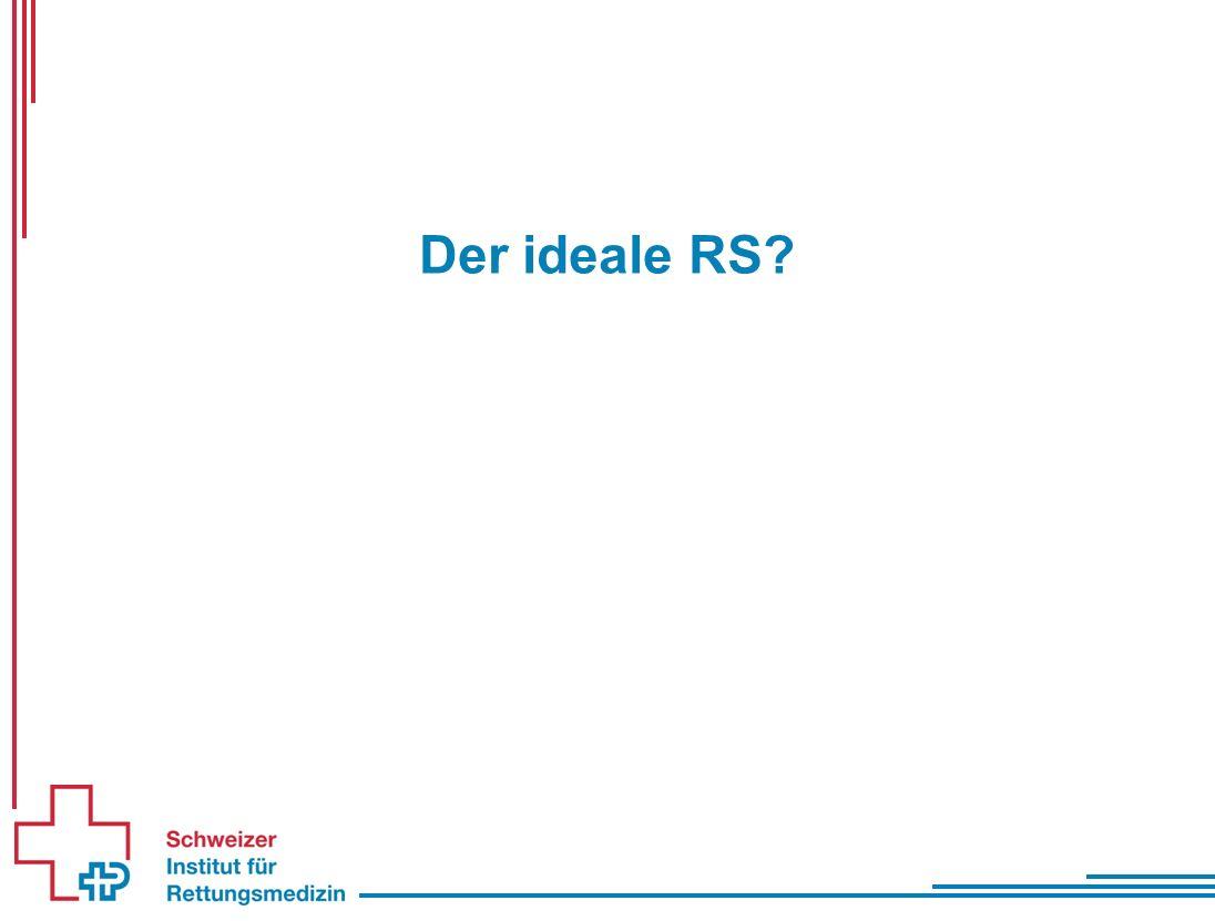Der ideale RS