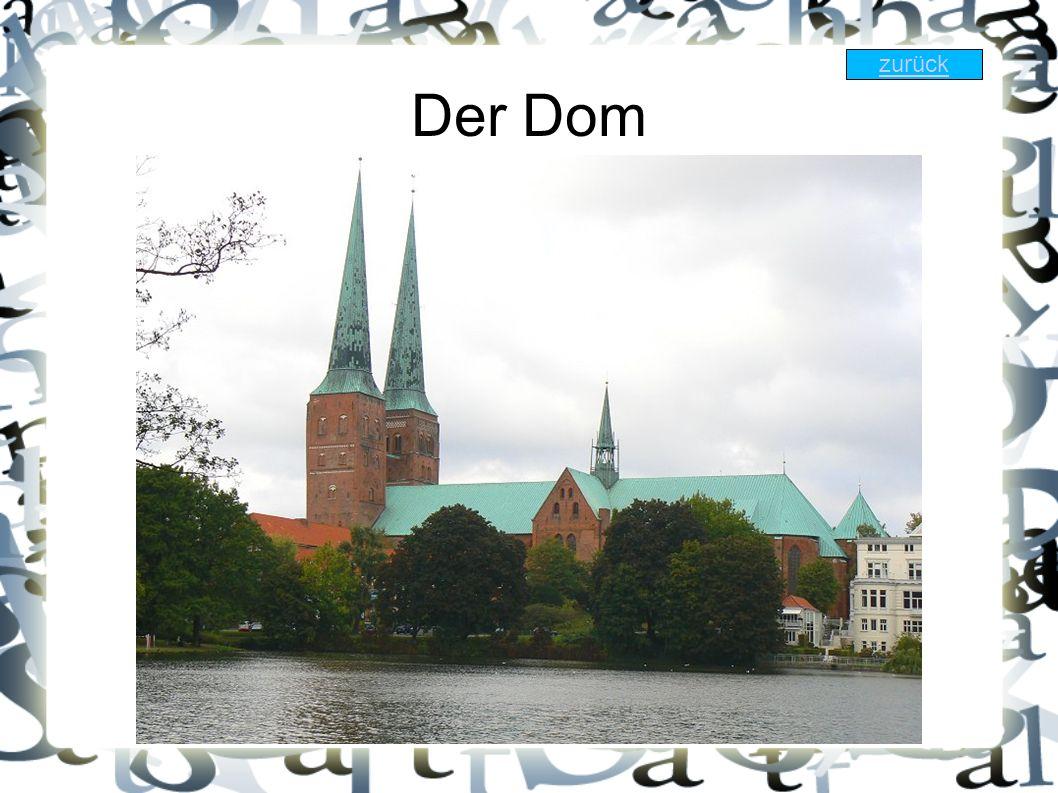 Der Dom zurück