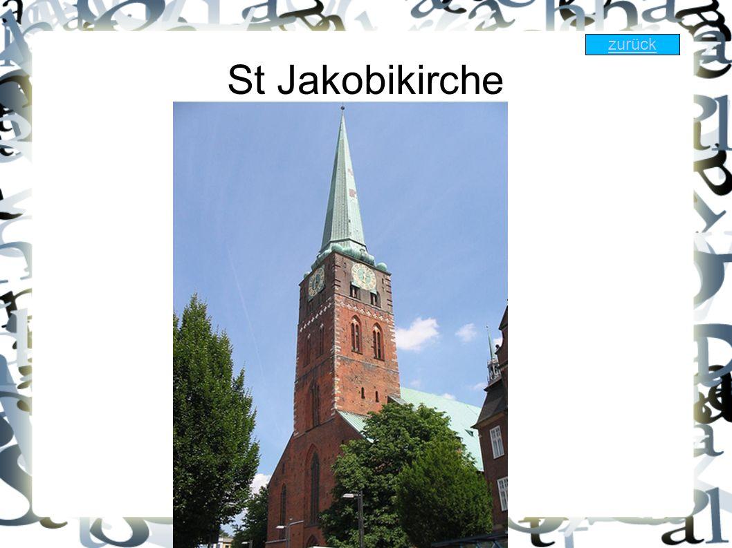 St Jakobikirche zurück