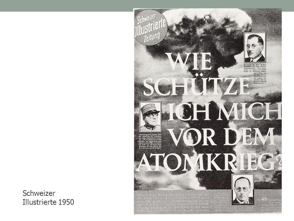 Schweizer Illustrierte 1950