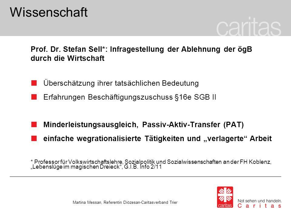 Wissenschaft Prof. Dr.