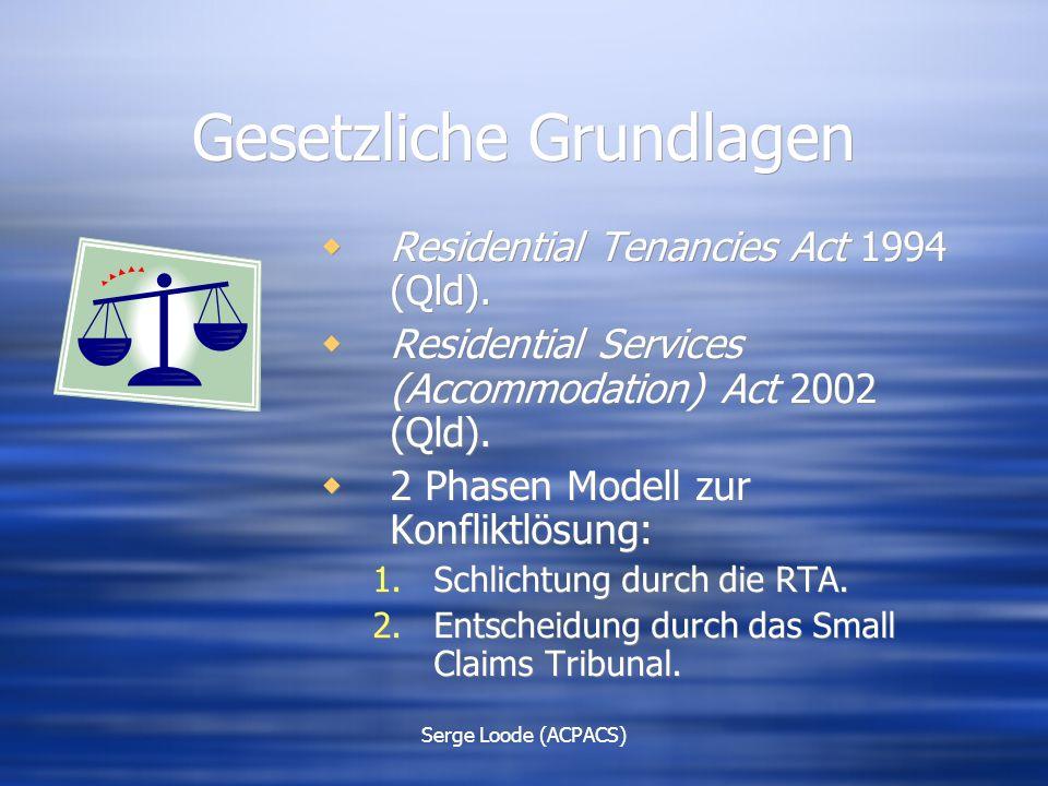 Serge Loode (ACPACS) Statistik 2004/2005  286.447 Nachfragen beim Informationscenter.