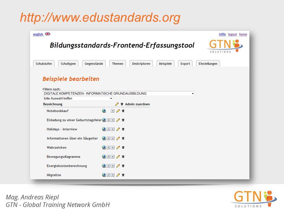 http://www.edustandards.org