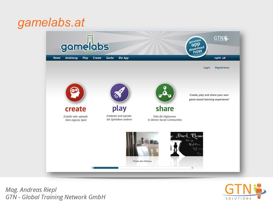 gamelabs.at