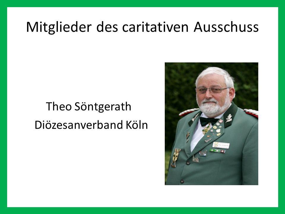 Mitglieder des caritativen Ausschuss Theo Söntgerath Diözesanverband Köln