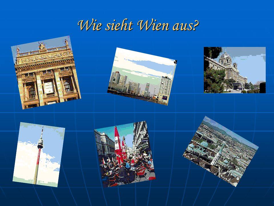 Wie sieht Wien aus