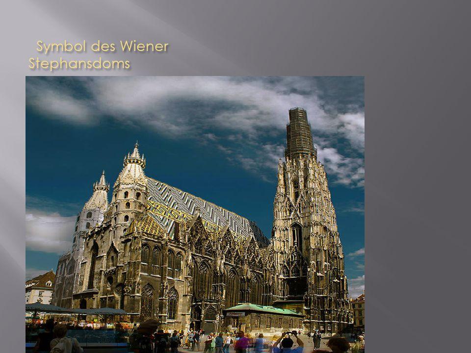 Symbol des Wiener Stephansdoms Symbol des Wiener Stephansdoms