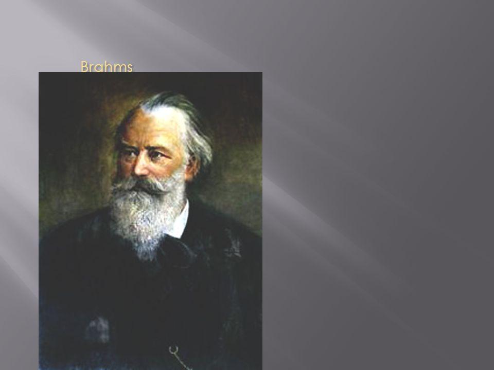 Brahms Brahms