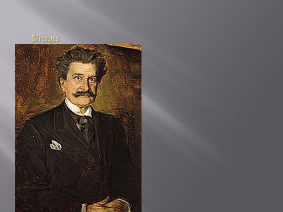 Strauss Strauss