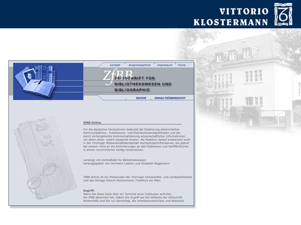 Homepage ISE