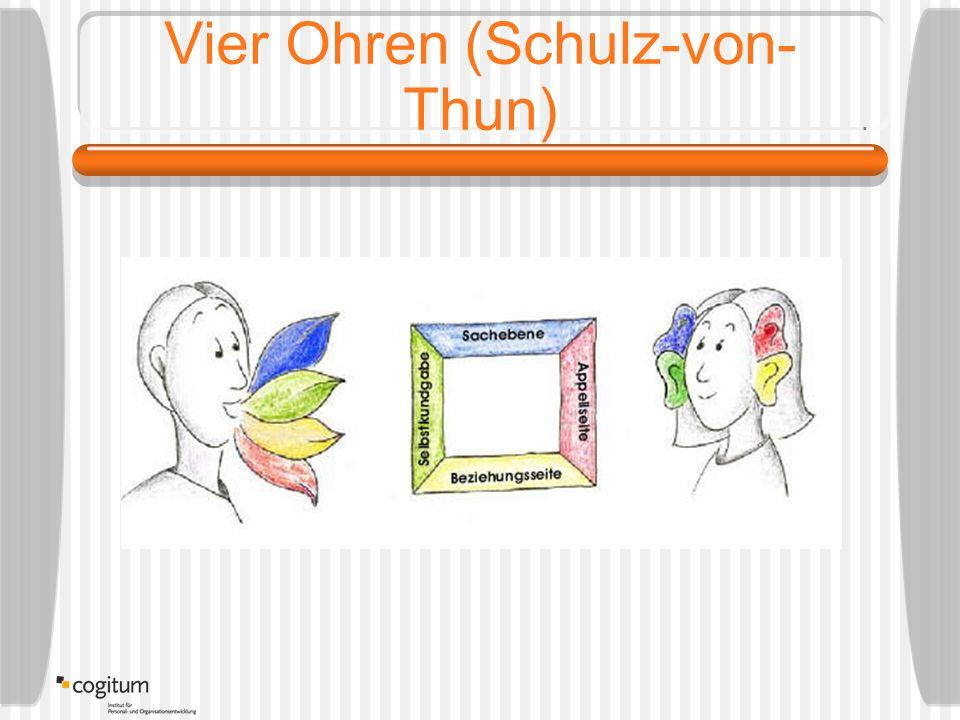 Vier Ohren (Schulz-von- Thun)