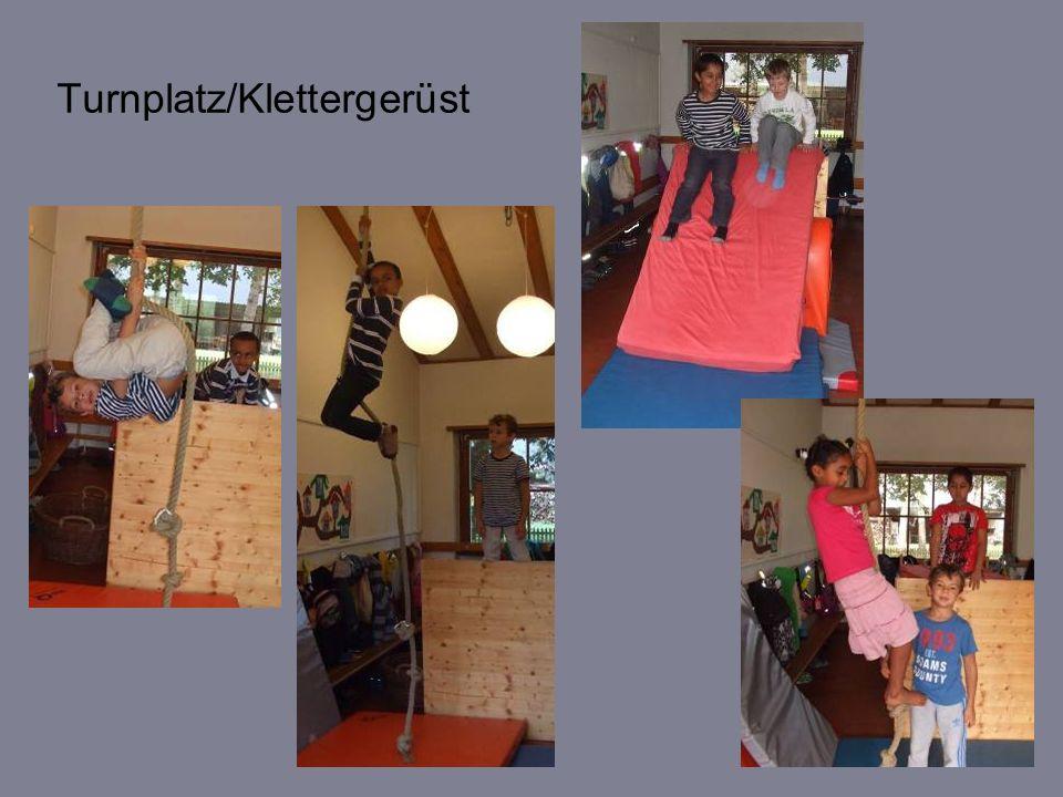 Turnplatz/Klettergerüst