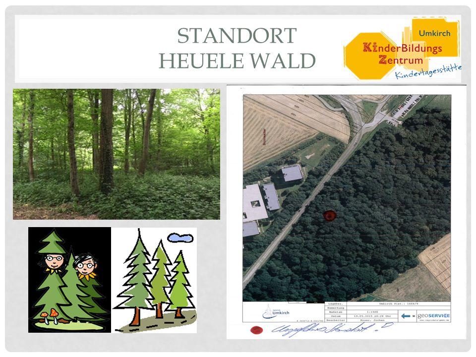 STANDORT HEUELE WALD