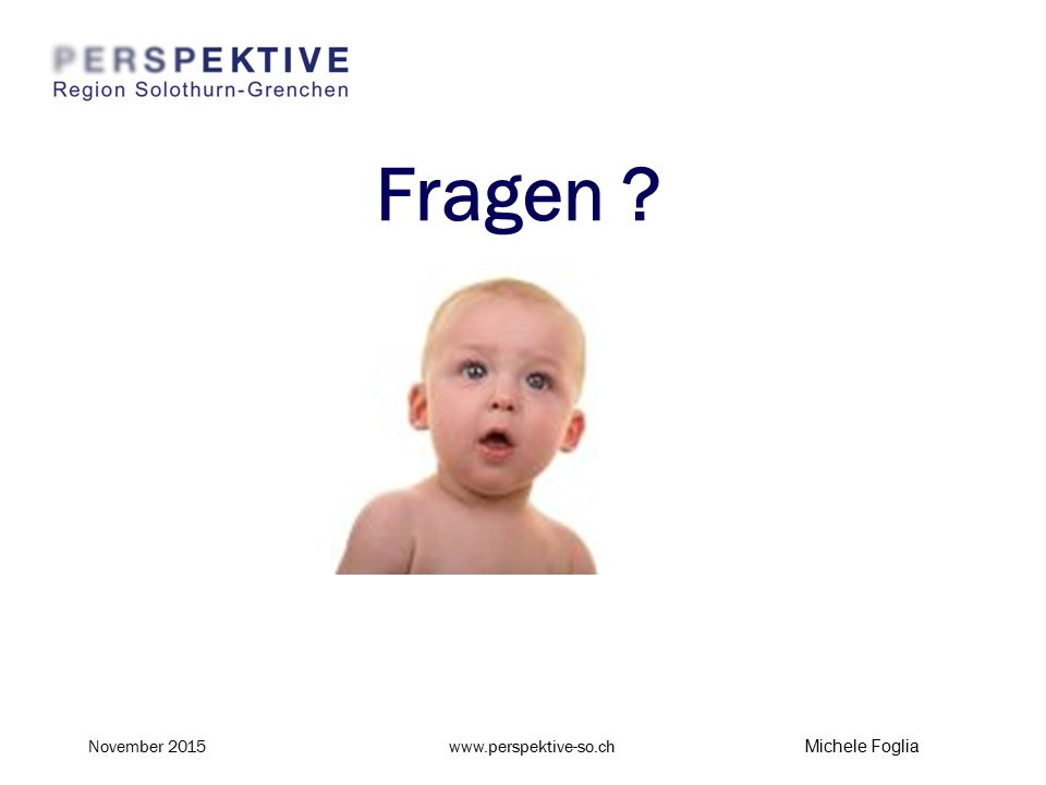 Fragen www.perspektive-so.ch Michele Foglia November 2015