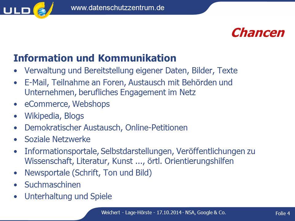 www.datenschutzzentrum.de Technisch-organisatorische Anforderungen Sicherungsmaßnahmen (Art.