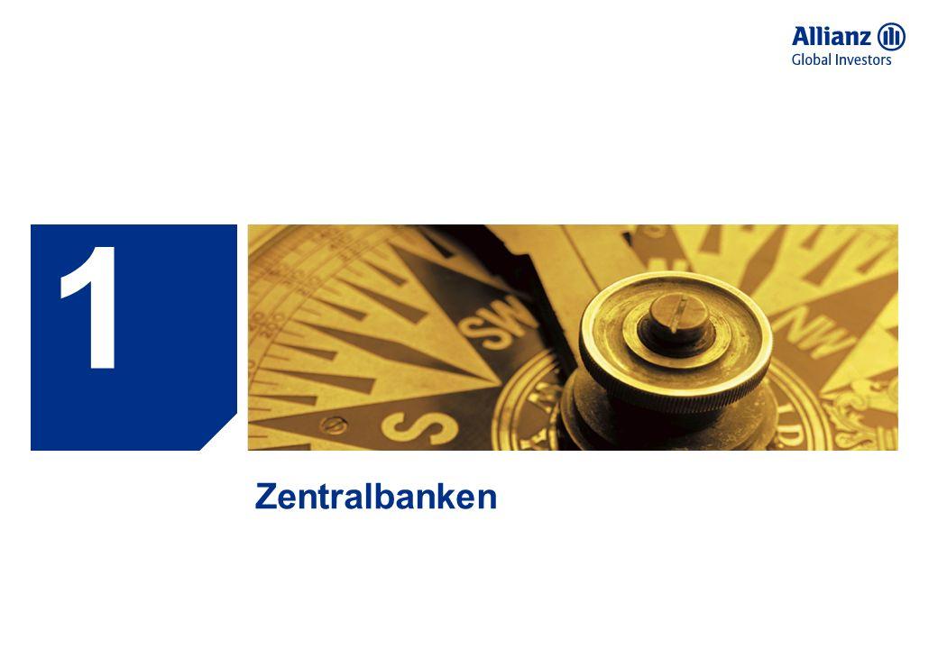 1 Zentralbanken