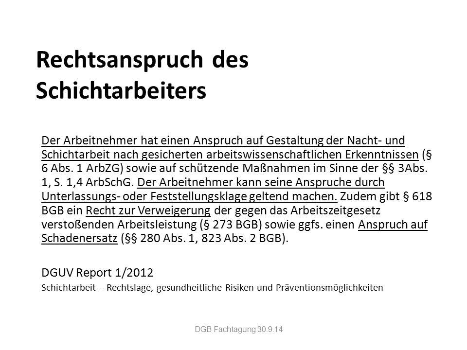 Ausdünnung der Nachtschicht (BMW Steyr) PD Dr. Gärtner, XIMES GmbH Arbeitszeitgesellschaft