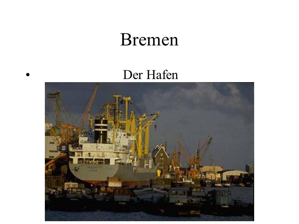 Bremen Der Hafen